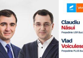 USR-PLUS nu vrea liste comune cu PNL la București: Este o placă obosită. Nu mai ţine cu chemările la oaste împotriva PSD