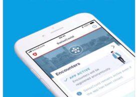Aplicația de mobil care îți spune dacă te-ai întâlnit cu o persoană infectată cu noul coronavirus are mare succes în Elveția - aproape 1 milion de instalări în 3 zile