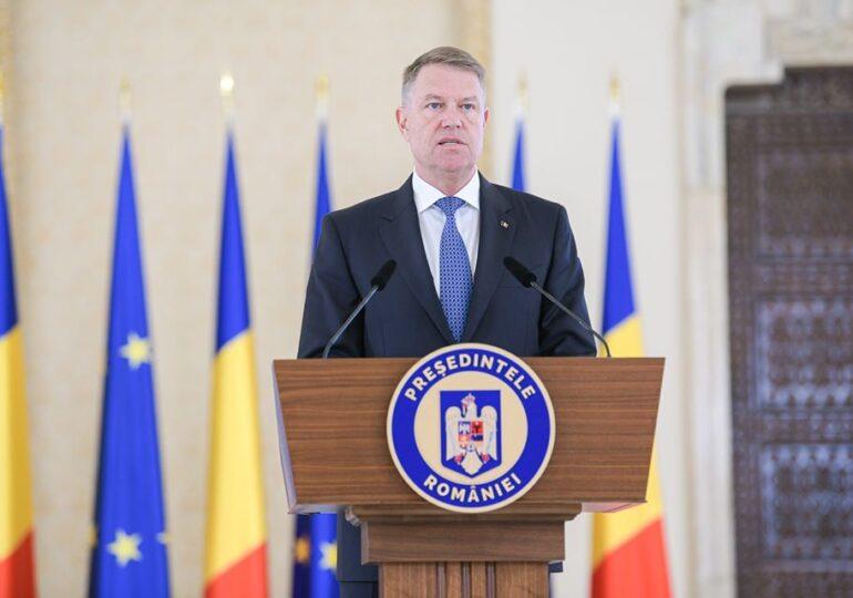 Iohannis: A venit momentul să turăm motoarele pe calea relansării economiei. PSD a neglijat aşteptările românilor