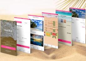 S-a lansat aplicația Smart Beach, pentru rezervări online de șezlong și comenzi de la bar pe plajele din România