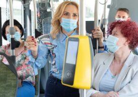 Cum înțelege Firea să modernizeze transportul în comun: Dă 150 de milioane de euro ca să pună gaz pe 600 de autobuze şi troleibuze vechi. Promite și anul acesta aer condiționat