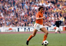 Un jucător legendar al României povestește cum a pierdut două tricouri ale lui Cruyff și Beckenbauer