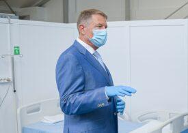 Iohannis: Sănătatea publică nu este bună. Spitalele nu sunt dotate, procedurile nu sunt clare, prevenţia este ca şi inexistenţă