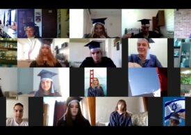 Gaudemus Igitur în distanțare socială la Complexul Educațional Laude-Reut