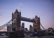 Londra se