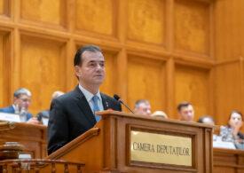 """Orban anunță că Florin Cîțu va participa lunea viitoare la """"Ora prim-ministrului"""""""