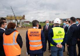 Ministrul Bode spune că lotul 2 din Autostrada Comarnic-Brașov va fi gata în noiembrie, cu 10 luni înainte de termen