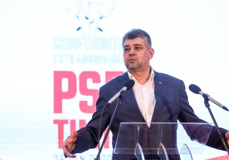 Moțiunea de cenzură: Ciolacu susține că are deja 202 semnături. Vrea să fie premier?