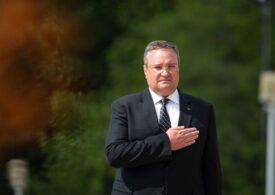 Ministrul Ciucă s-a înscris în PNL. Orban anunţă că îl va propune candidat la Senat
