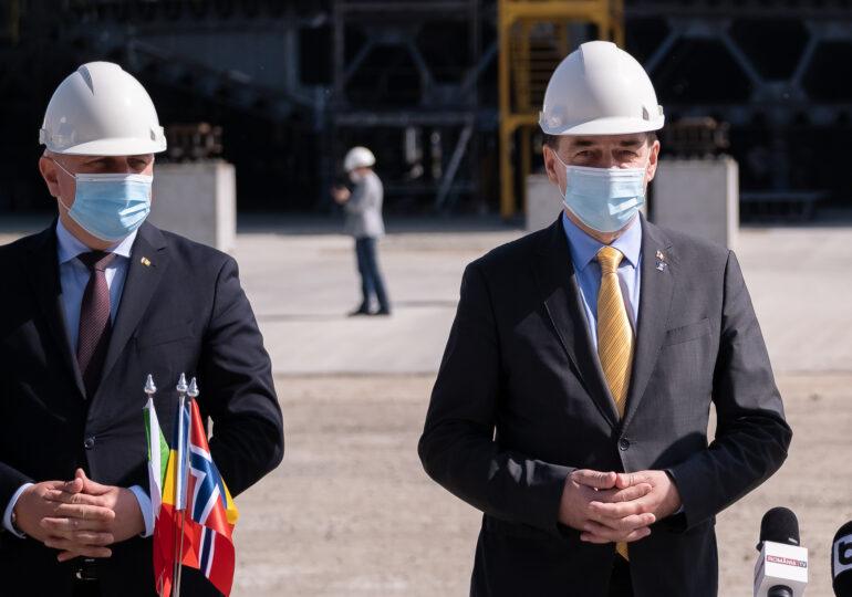 Orban promite un miliard de euro pentru dublarea numărului de gospodării recordate la rețeaua de gaz