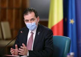 Guvernul adoptă azi proiectul de lege privind izolarea și carantina. Orban a atacat CCR