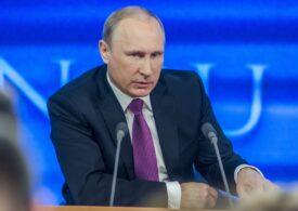 Putin anunţă creşterea impozitelor pe veniturile mari. E o lovitură dată cotei unice introdusă în 2001 şi de care Rusia era foarte mândră