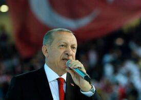 Erdogan lansează un nou atac la adresa lui Macron: Are nevoie de tratament psihiatric