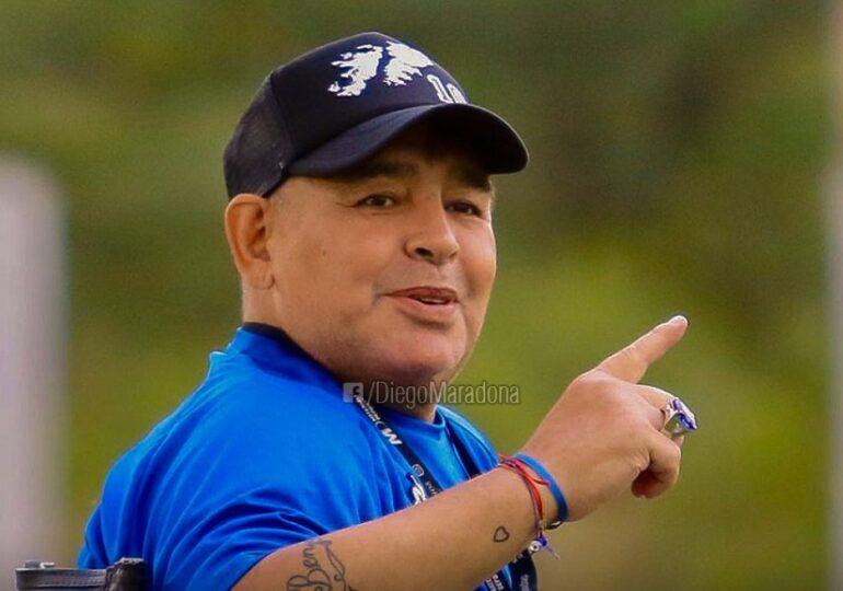 Diego Armando Maradona a murit