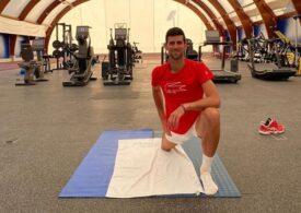 Decizia luată la turneul lui Djokovici după ce 4 tenismeni au fost testaţi pozitiv cu noul coronavirus