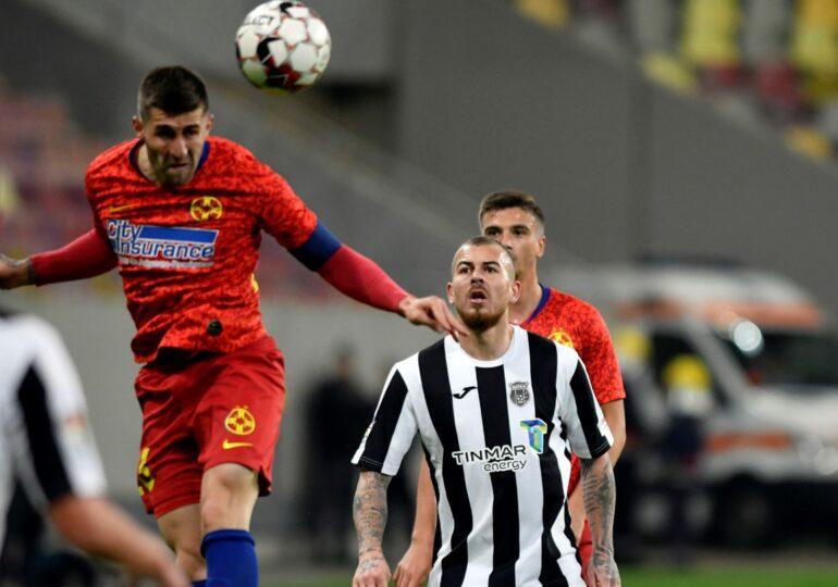FCSB, învinsă de Astra Giurgiu după ce a condus cu 2-0
