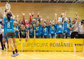 CSM București, acceptată în Liga Campionilor cu un wild-card