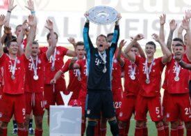 Rezultatele din ultima etapă din Bundesliga: Cine merge în cupele europene și cine a retrogradat