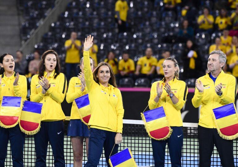 Când va juca România următorul meci din Fed Cup