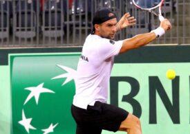 Ce spune tenismenul român care i-a luat un set lui Roger Federer: Comparație intre elvețian și Novak Djokovici
