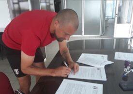 Gabi Tamaș primește o ofertă din Liga 1