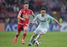 FCSB învinge categoric Dinamo și e aproape de finala Cupei României
