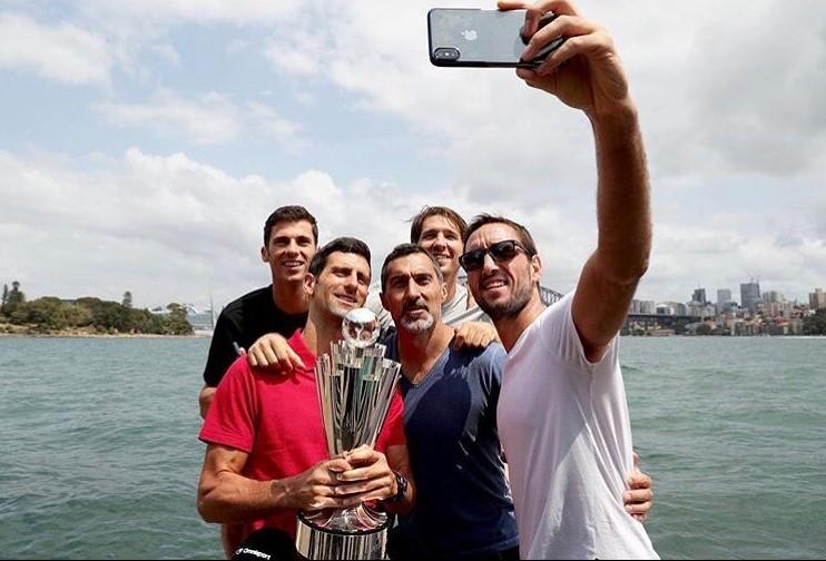 Focar de coronavirus la turneul lui Djokovici: Încă un tenismen a fost testat pozitiv