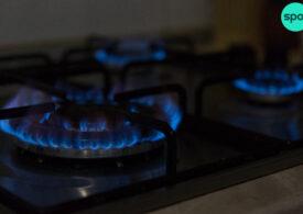Gazprom spune că a început să-și folosească stocurile pentru a mări livrările de gaze şi a stabiliza preţurile
