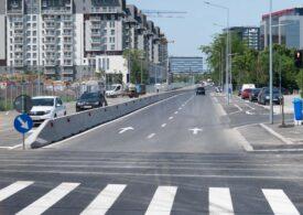 Siegfried Mureșan: Iată diferența între o stradă lărgită de Emil Boc în Cluj și bătaia de joc a Gabrielei Firea pe Șoseaua Fabrica de Glucoză