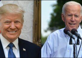 Joe Biden își menţine avansul în preferinţele de vot faţă de Donald Trump