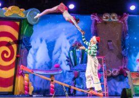 Cirque du Soleil intră în insolvență din cauza COVID-19
