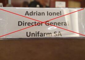 Directorul Unifarm a fost suspendat din funcţie. Un director economic al Termocentralei Midia va asigura interimatul
