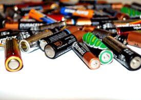 Cum pot fi folosite bateriile uzate ca îngrăşământ
