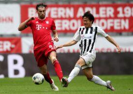 Ploaie de goluri în penultima etapă din Bundesliga