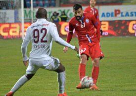 Liga 1: CFR Cluj câștigă la Botoșani și are o mână pe trofeu