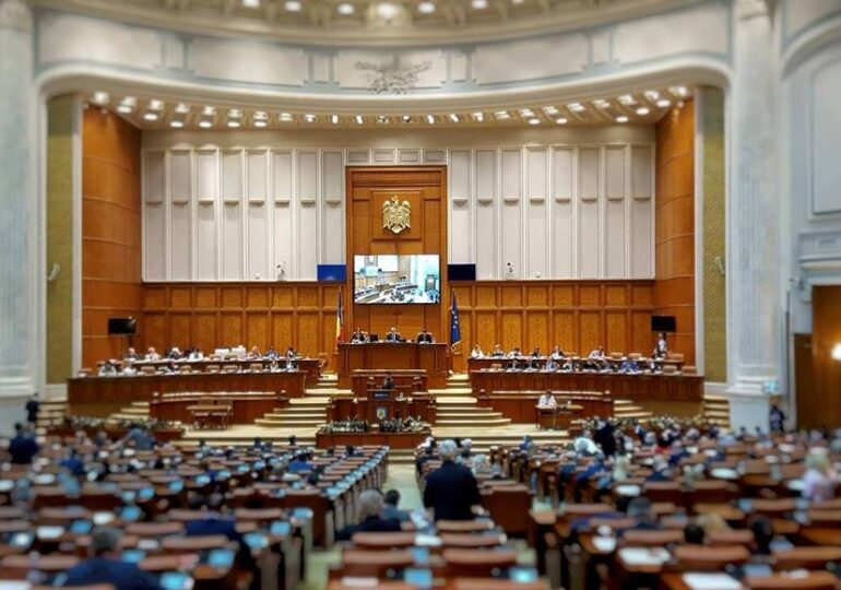 Proiectul USR de desființare a Secţiei Speciale a fost respins de Camera Deputaților