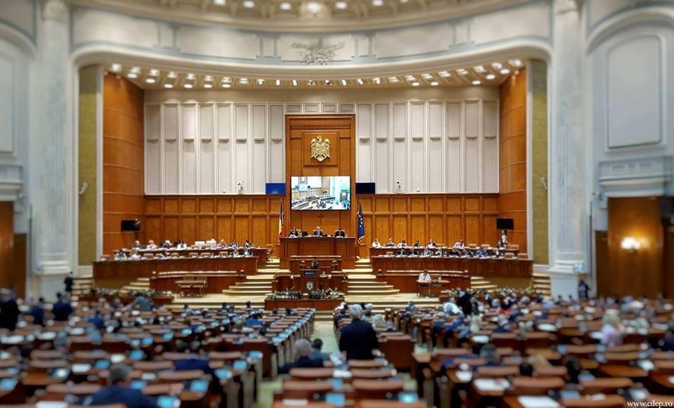 Proiectul USR de desființare a Secţiei Speciale a fost respins definitiv în Parlament