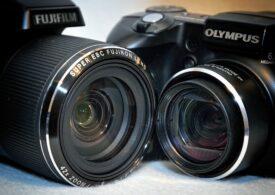 Olympus nu mai face aparate foto, după 84 de ani. Smartphone-ul a învins