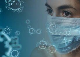 Bilanț coronavirus: Încă o zi cu 320 de cazuri noi. Doar două județe mai au sub 100 de bolnavi