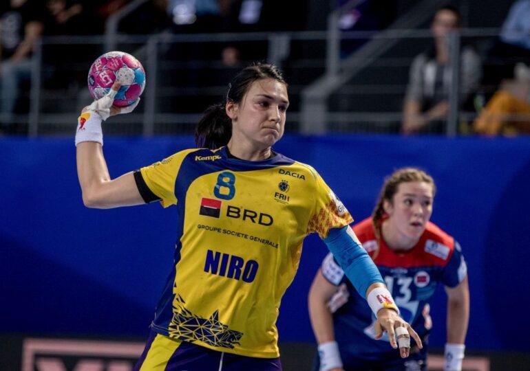 România, în Grupa D de la Campionatul European de handbal feminin: Rezultate, clasament și program