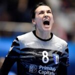 Cristina Neagu s-a retras temporar de la naționala României