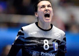 CSM București câștigă în ultima secundă în Liga Campionilor