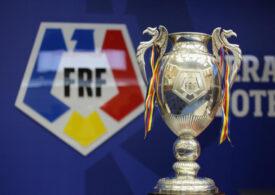 Cupa României: Rezultatele din meciurile de miercuri