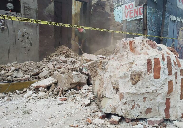 Cutremurul din Mexic a făcut mai multe victime. Cel mai recent bilanț