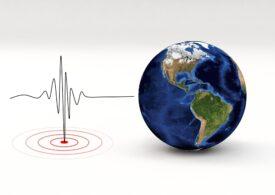 Două cutremure, la interval de trei ore, în Banat UPDATE