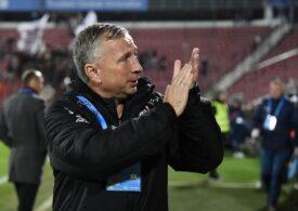 Reacția lui Dan Petrescu după victoria obținută de CFR Cluj la Botoșani