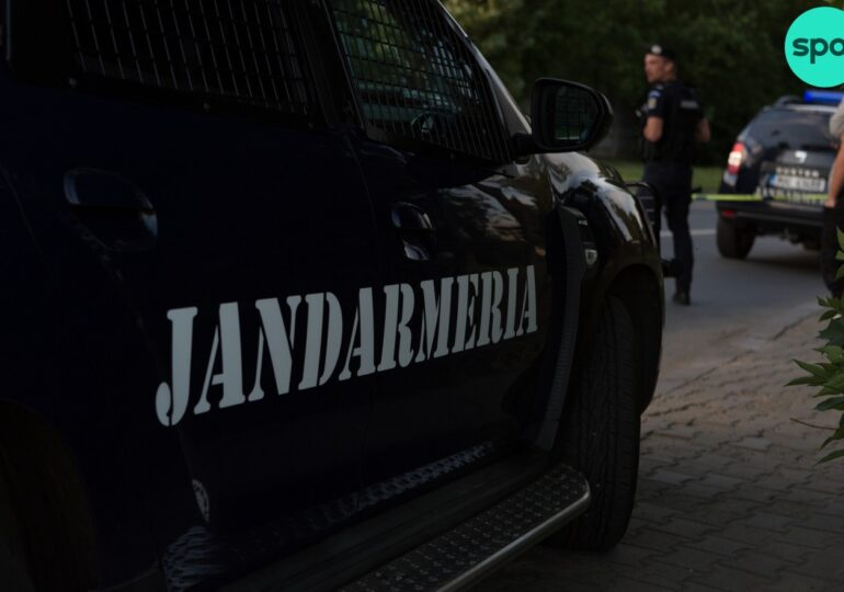 Cazul Piteşti: Un jandarm a fost reţinut şi dosarul a fost preluat de Parchetul Militar de la Bucureşti
