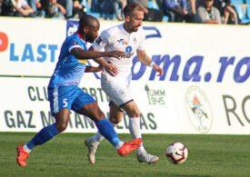 Liga 1: FC Botoșani câștigă la Mediaș