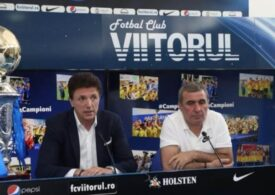 Gică Popescu propune ferm două nume pentru postul de selecționer al echipei naționale