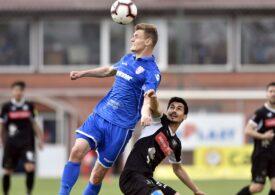 Liga 1: FC Voluntari o împinge pe Poli Iași spre retrogradare